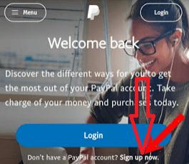 Paypal account कैसे बनाते हैं ?