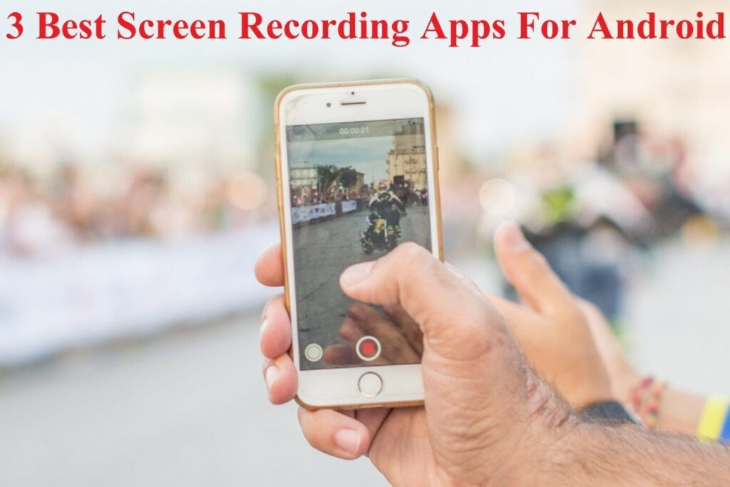 मोबाइल की Screen को कैसे Record करें How To Record Mobile Screen