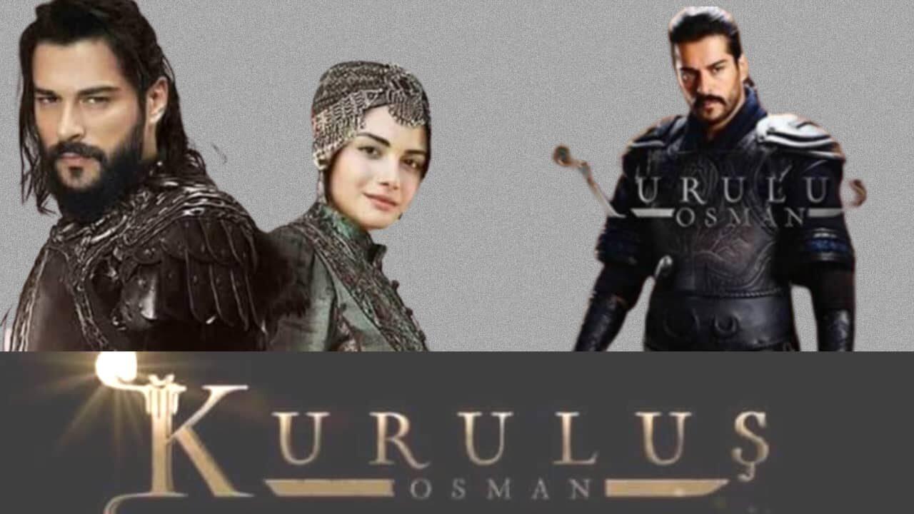 kurulus osman season 2 in Urdu All Episodes