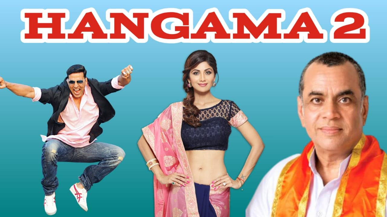 Hangama 2 Full Movie Watch Online Free Full HD 720